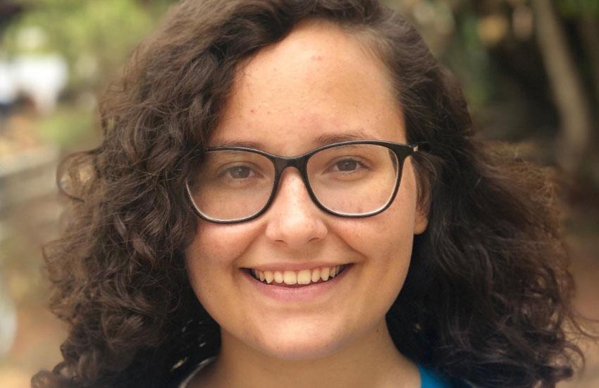 Beatriz estudará Ciências da Computação em Stanford