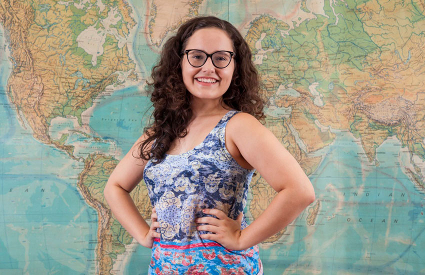Ex-aluna de escola cearense consegue vaga na Universidade de Stanford, nos EUA