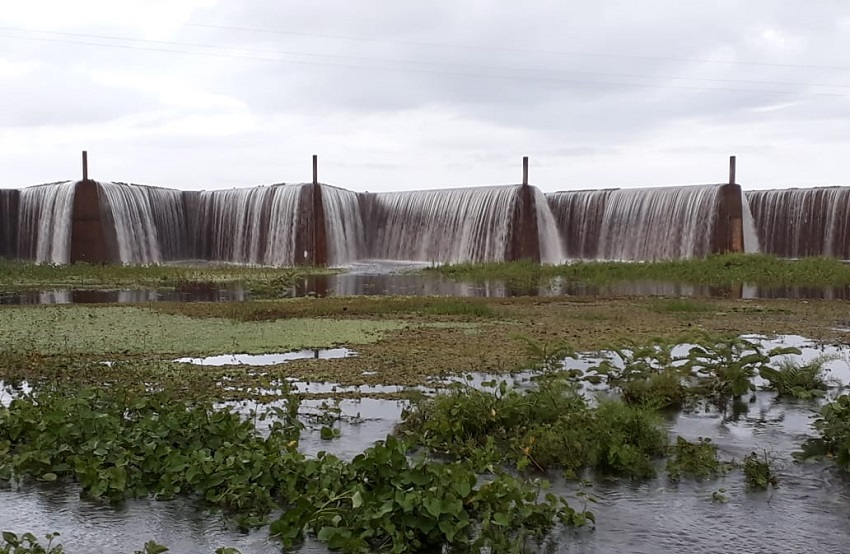 Ceará já tem 32 açudes sangrando em 2019, em todas as bacias hidrográficas