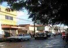 O caso acontece no bairro São João do Tauape (FOTO: Reprodução/Whatsapp)
