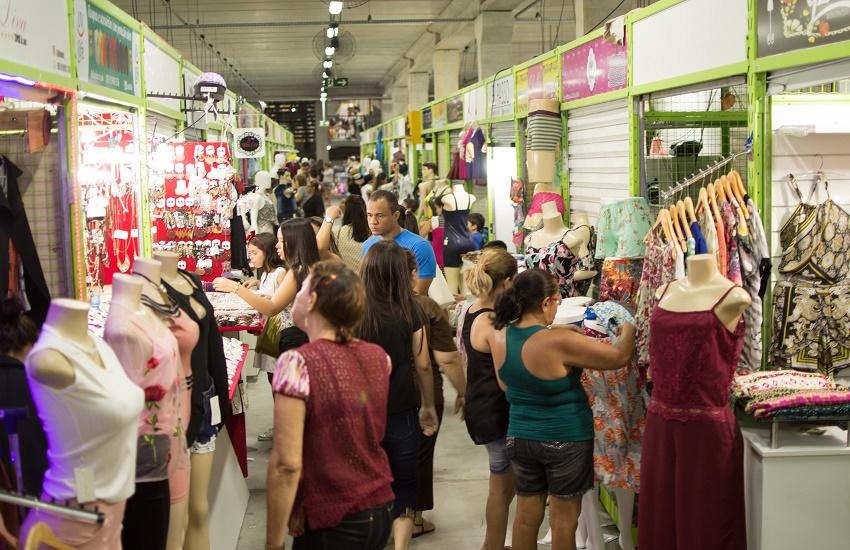 Centro Fashion completa 2 anos de funcionamento; Público cresceu 25%