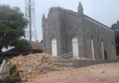 A igreja é um ponto turístico da cidade de Viçosa (FOTO: José Gerardo Ferreira)