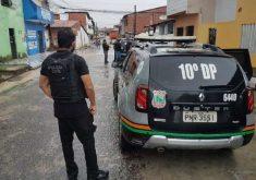 200 policiais civis participaram da operação (FOTO: Divulgação/ SSPDS)