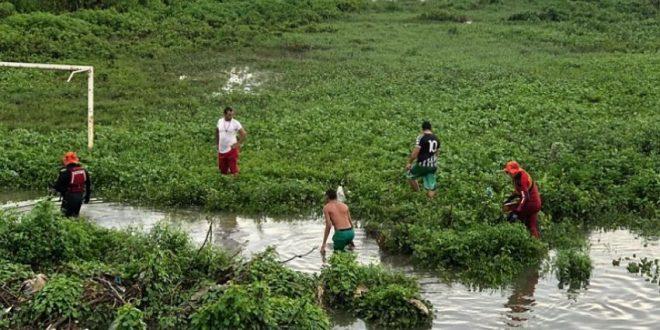 Fortaleza (CE): Criança desaparece após cair em rio