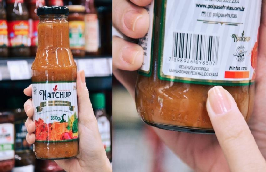 Molho de acerola similar a ketchup criado na UFC deve ser exportado para 10 países
