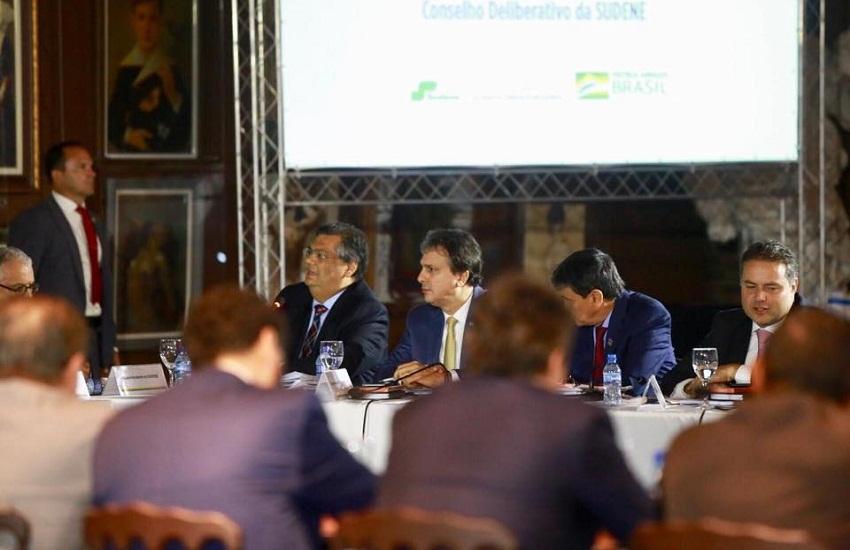 Encontro de lideranças nordestinas com Jair Bolsonaro aconteceu em Pernambuco. (Foto: Divulgação)