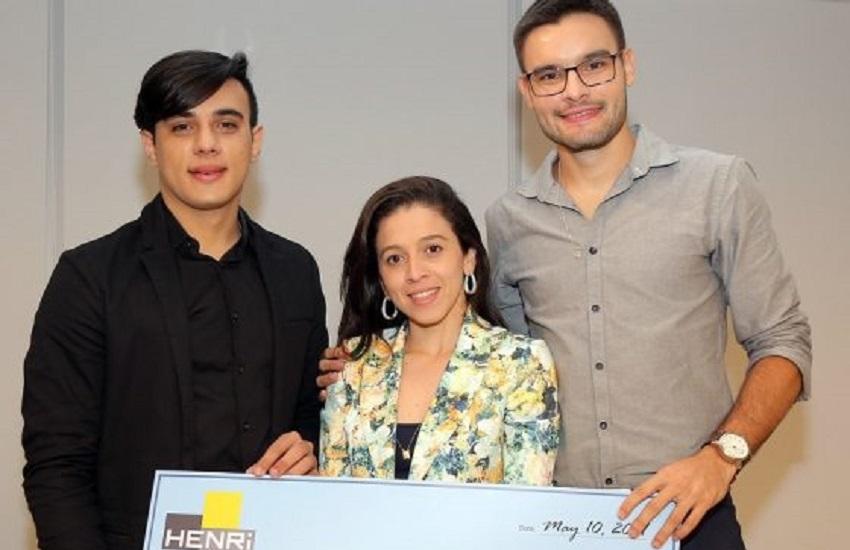 Cearenses conquistam prêmio ao criar alternativa sustentável para o canudo plástico