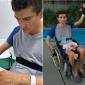 Uma das necessidades é uma nova cadeira de rodas (FOTO: Reprodução/ Instagram)