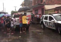 O caso aconteceu no município de São Gonçalo (FOTO: Reprodução/ TV Jangadeiro)