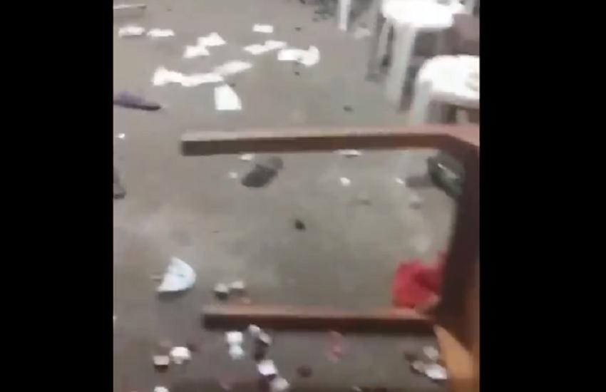 Família acusa PM de invadir casa e agredir autista em cerimônia de Crisma em Fortaleza