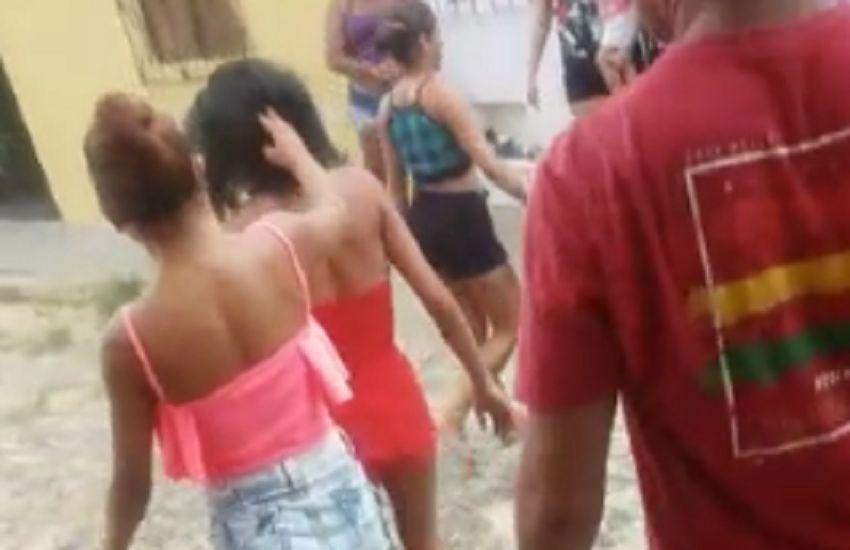Maria Elailane foi arrastada pelo cabelo até a casa onde foi morta. (FOTO: Reprodução)