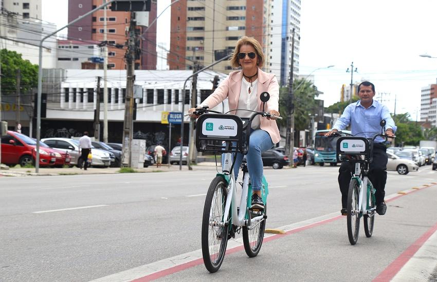 Como funciona o sistema de bicicletas compartilhadas que atende servidores municipais