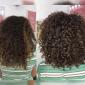 O tempo da transição capilar depende do quanto a pessoa deseja cortar o cabelo (FOTO: Reprodução/ Instagram)