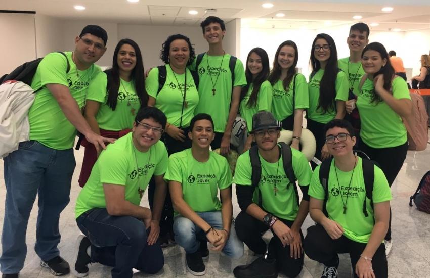 Cearenses trocam festa de conclusão de curso por expedição a uma das cidades mais pobres do Brasil