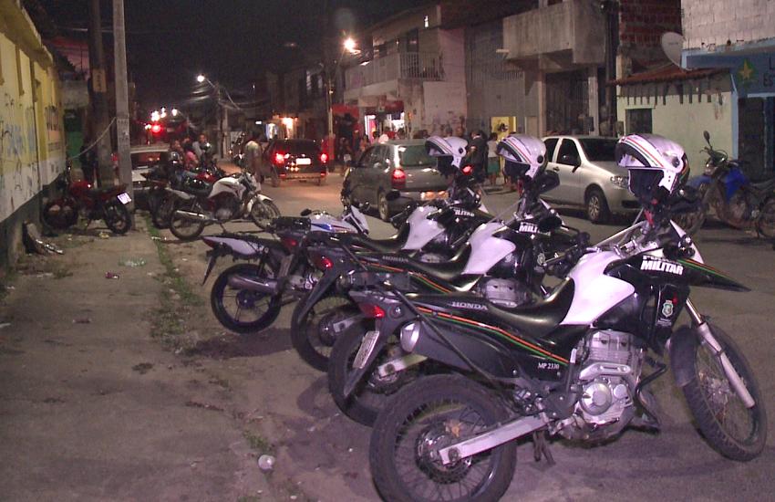 Sargento da PM é morto por quatro homens quando voltava para casa em Fortaleza
