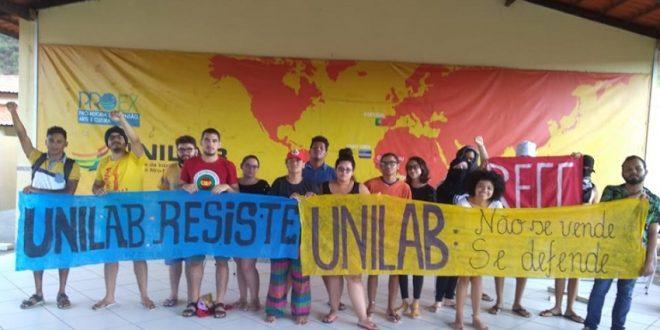 Estudantes ocupam Unilab após suspensão do vestibular exclusivo para transgêneros e intersexuais