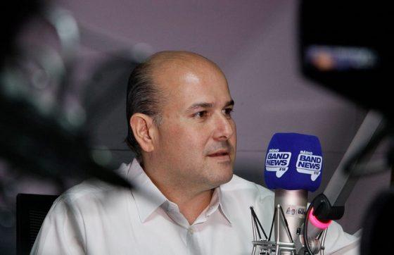 Prefeito Roberto Cláudio disse que solução para os buracos da cidade é prioridade de sua gestão (FOTO: Divulgação/Prefeitura de Fortaleza)