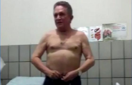 Pelo menos 63 vídeos de supostos crimes sexuais foram entregues ao MPCE (FOTO: Reprodução/TV Jangadeiro)