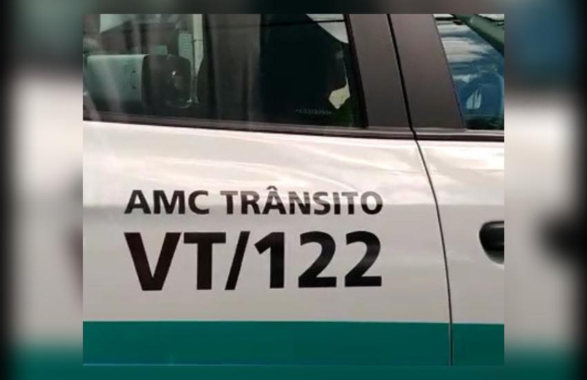 AMC testa uso de viaturas com câmeras voltadas para a rua em Fortaleza