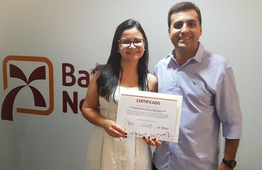 """A reportagem premiada foi o hotsite """"A Vitória do Ensino sobre a Distância"""" (FOTO: Tribuna do Ceará)"""