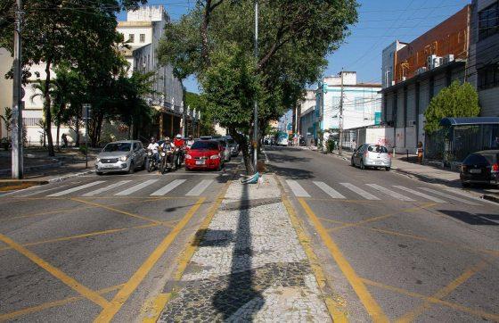 O projeto beneficiará mais de 300 mil usuários do transporte coletivo que circulam na região por dia (FOTO: Divulgação)