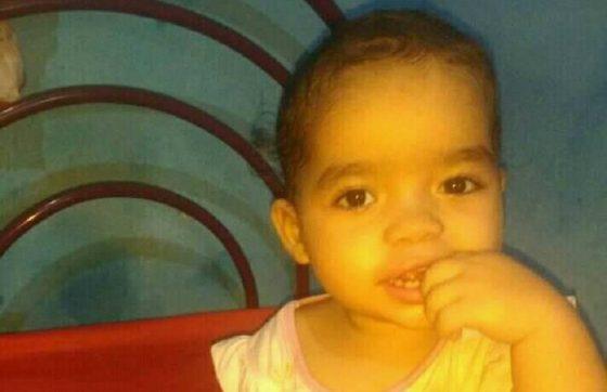 Criança está desaparecida. foi encontrada morta em matagal (FOTO: Reprodução/TV Jangadeiro)