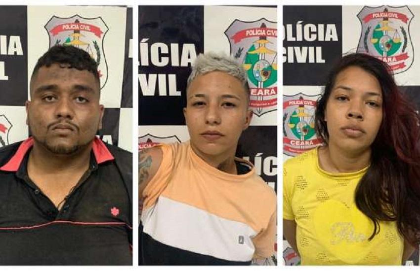 Grupo que matou sanfoneiro contou com 3 mulheres entre 18 e 22 anos