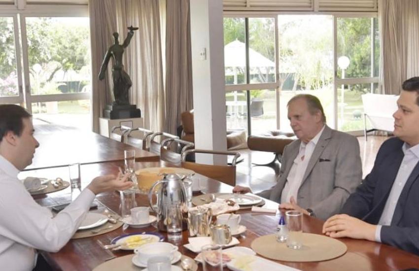 Tasso fecha acordo para votação de PEC paralela da reforma da Previdência até o fim do ano