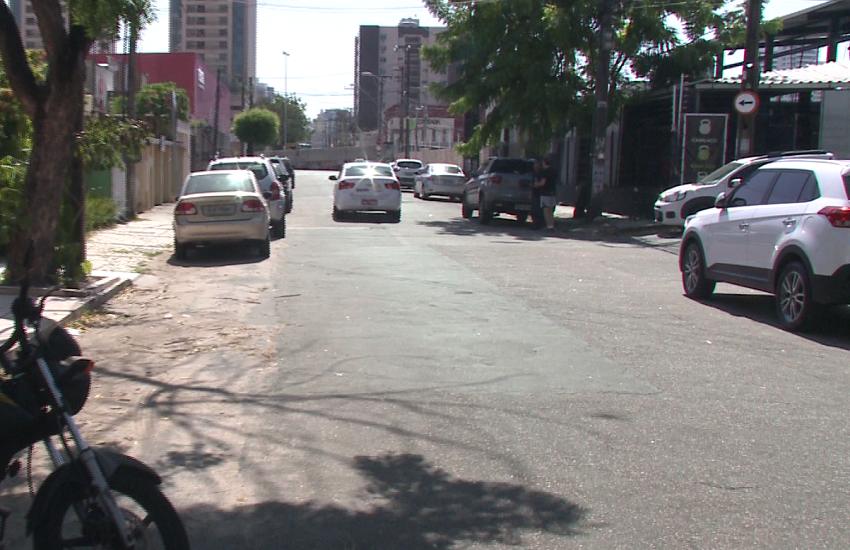 Moradores e comerciantes de área nobre de Fortaleza ficam com medo após casos de violência