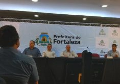 O prefeito disse que a cidade receberá mais 2,2 km de faixas exclusivas para ônibus e mais 7,1 km de ciclofaixas com a mova intervenção (FOTO: Ítallo Alcântara)