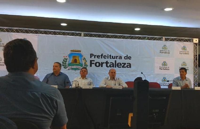 Veja como será o primeiro trinário de Fortaleza; obras iniciam nesta quinta