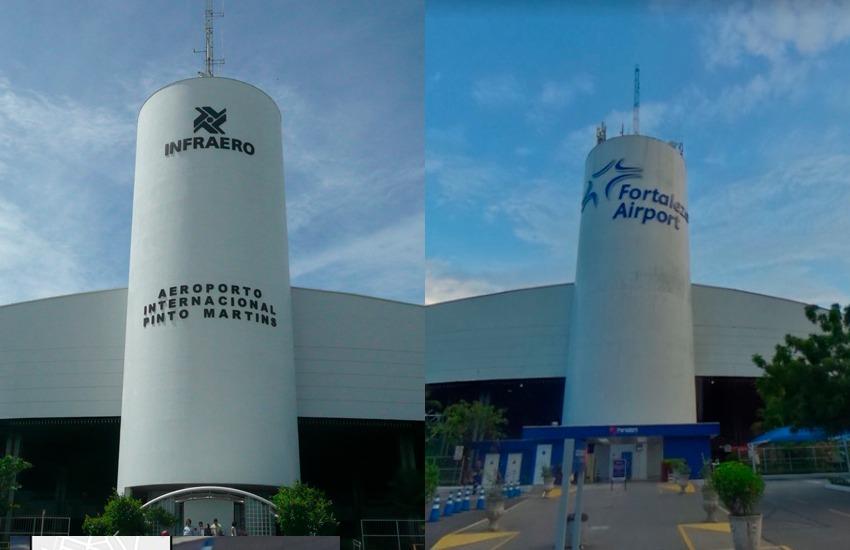 """Desprezo pela memória"", lamenta família Pinto Martins após mudança na fachada do aeroporto de Fortaleza"