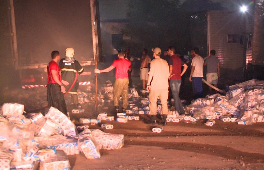 Bandidos fazem 4 ataques criminosos a veículos e posto de combustíveis no fim de semana