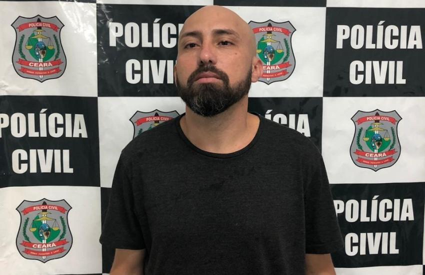 Prisão aconteceu nesta quinta-feira (FOTO: Divulgação)
