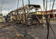Os ataques a ônibus em setembro representam 76% dos ataques em janeiro (FOTO: Doria Girão)