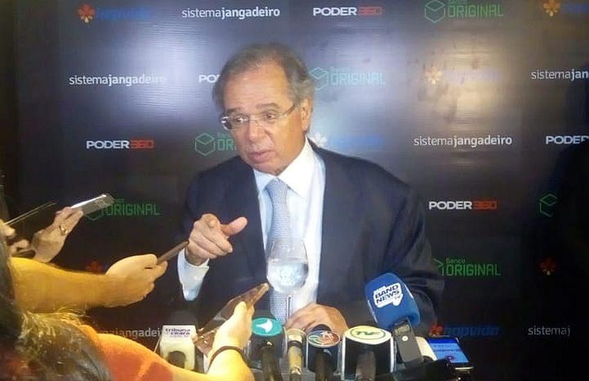 Após a Reforma da Previdência, governo parte para a Reforma Tributária, anuncia Paulo Guedes