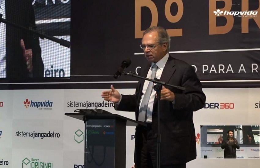 Convidados se dizem esperançosos na retomada da economia após ouvir Paulo Guedes