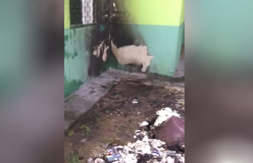 Explosões em posto de saúde e base do Samu marcam madrugada do 7º dia de ataques no Ceará