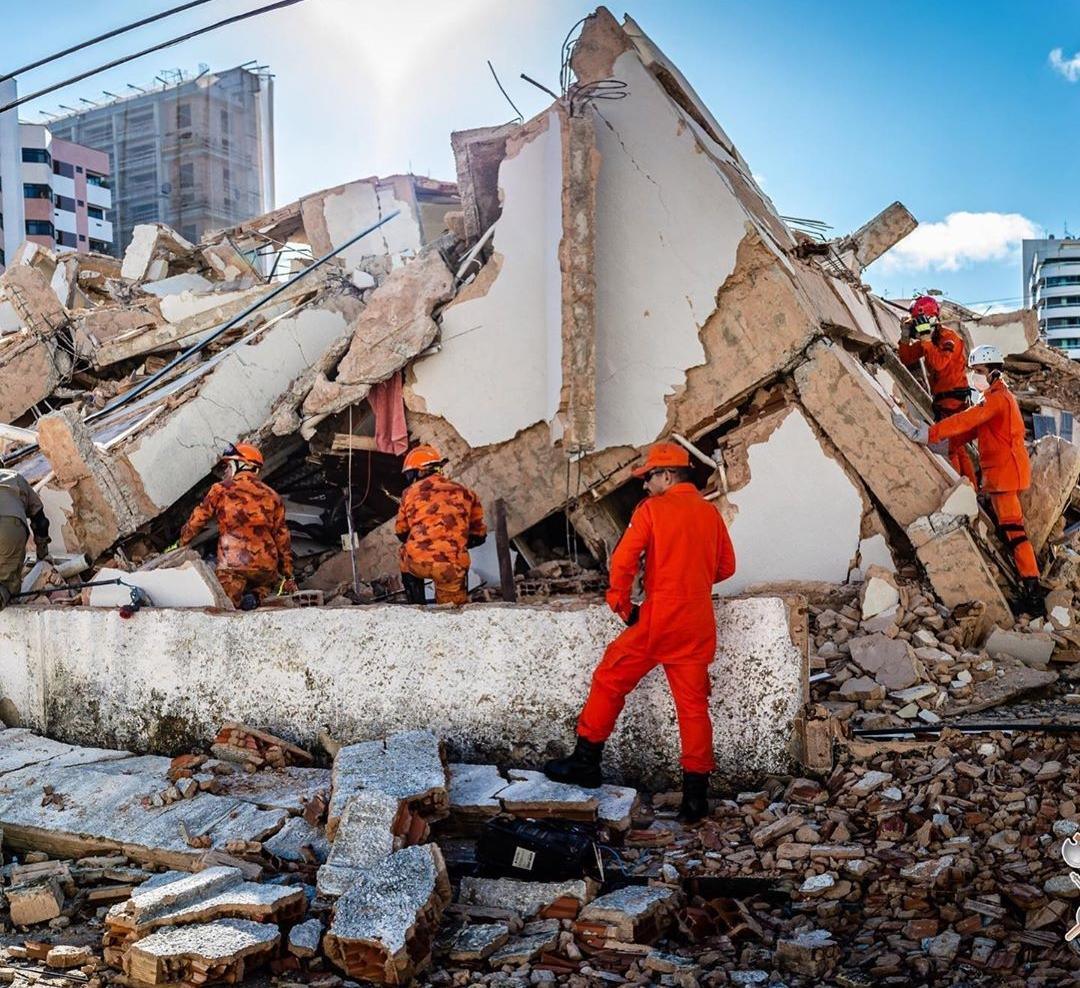 Perdas de moradores do Edifício Andréa podem ultrapassar R$ 350 mil