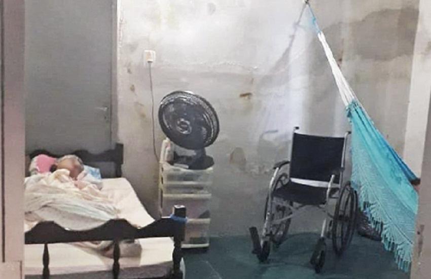 MPCE denuncia irregularidades em abrigo de idosos e pessoas com deficiência em Fortaleza