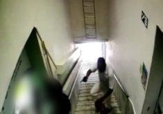 O assalto aconteceu no início da tarde desta quinta-feira (FOTO: Reprodução/TV Jangadeiro)