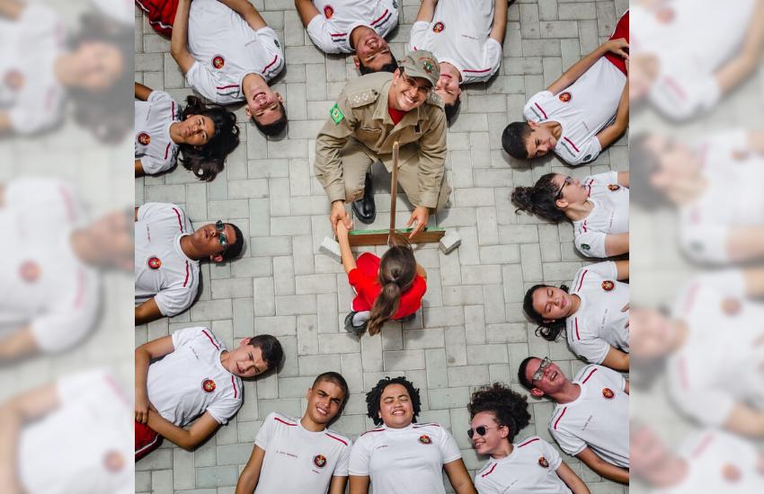 Colégio dos Bombeiros é finalista em concurso internacional de fotografia