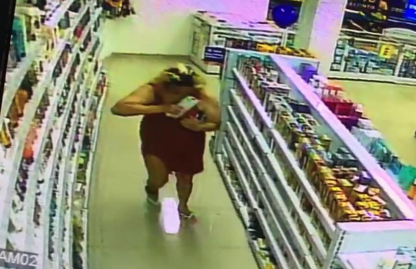Mulher com tornozeleira é presa por furto horas depois de deixar a cadeia em Fortaleza