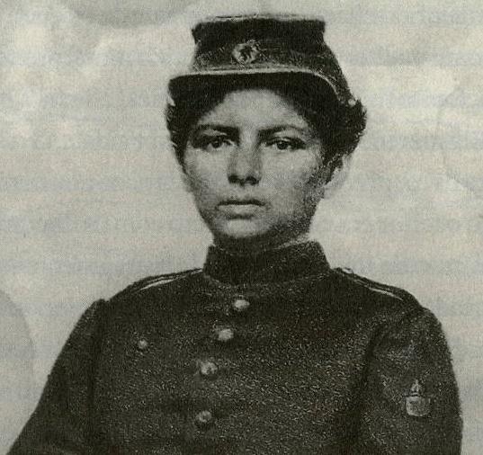 Jovita Feitosa pretendia ser combatente do Exército brasileiro na Guerra do Paraguai (FOTO: Reprodução)