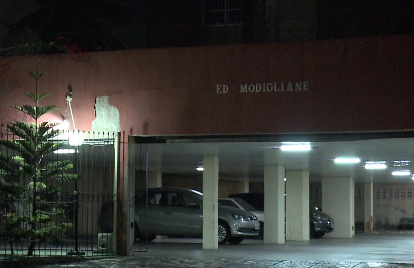 10 moradores resistem em sair de prédio interditado pela Defesa Civil no Bairro de Fátima