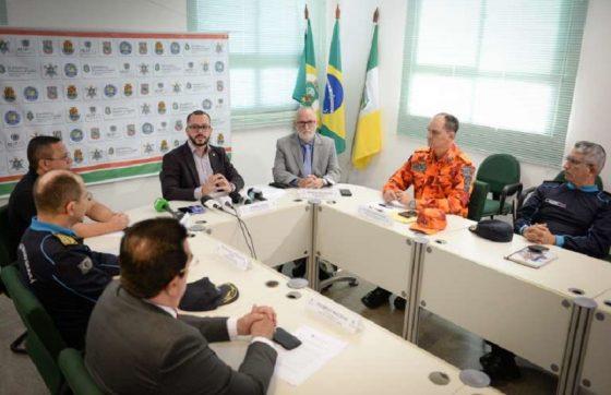 O balanço das duas fases da operação foi divulgado em coletiva de imprensa nesta quinta-feira (FOTO: Divulgação)