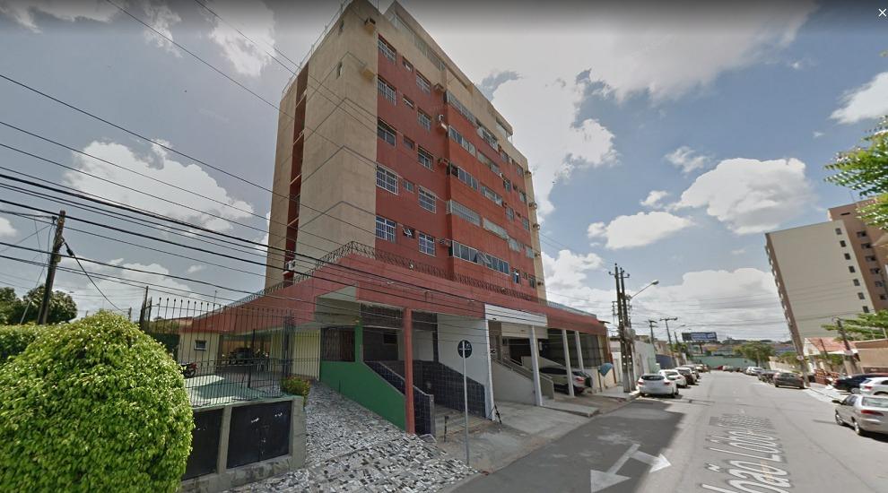 Prédio fica localizado na Rua João Lobo Filho (FOTO: Reprodução/Google Maps)
