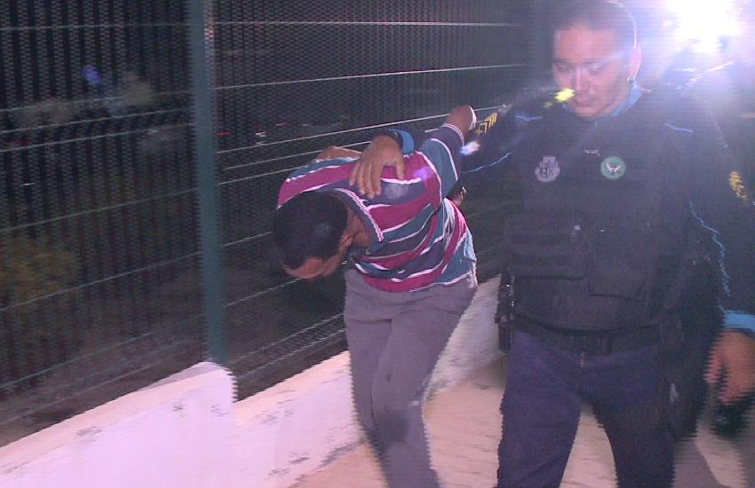 Homem é preso após burlar tornozeleira com fita isolante e ultrapassar perímetro permitido por regime em Fortaleza