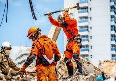 O bombeiro militar é um servidor público que atua em vários tipos de salvamentos e resgate (FOTO: CB BM Gusmão/ SD BM Gilseppe)