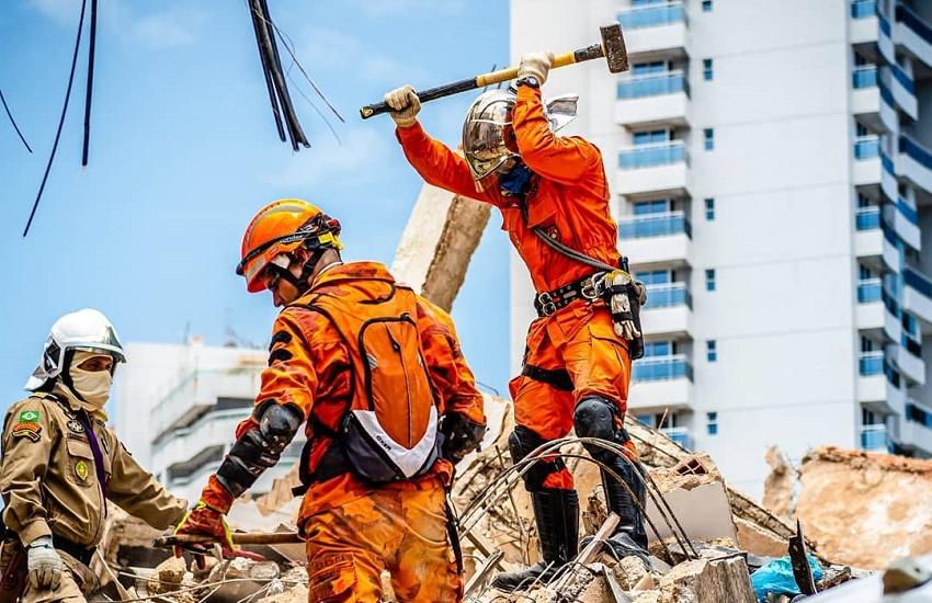 Saiba como se tornar bombeiro no Ceará, profissão que exige dedicação exclusiva